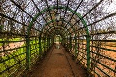 Сады Kadriorg, Эстонии стоковое фото