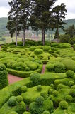 Сады Marqueyssac Стоковая Фотография RF
