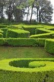 Сады Marqueyssac Стоковые Изображения RF