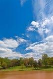 Сады Meadowlark стоковая фотография