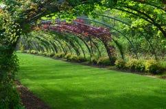 Сады Sericourt Стоковые Изображения RF