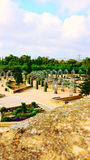 Сады Ta Qali Стоковая Фотография RF