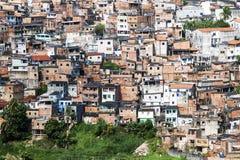 Сальвадор в Бахи, Бразилии Стоковая Фотография