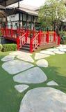 Сад Японии Стоковое Изображение