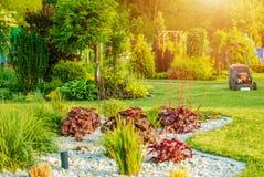сад япония kobe задворк красивейший стоковое фото rf