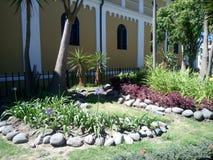 Сад Beatiuful Стоковые Изображения RF