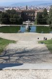 Сад Boboli в Флоренсе Стоковые Фото