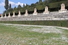 Сад Boboli в Флоренсе Стоковые Изображения RF