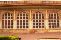 Сад Dalaram вниз янтарного форта Стоковая Фотография RF