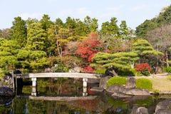 Сад Kokoen в Himeji Стоковые Изображения RF