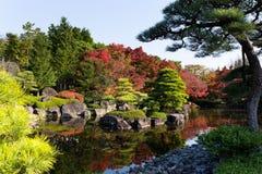 Сад Kokoen в Himeji Стоковая Фотография