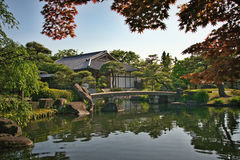 Сад Kokoen Стоковая Фотография RF