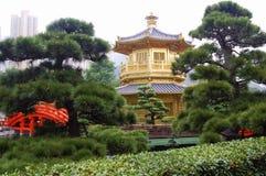 сад lian nan Стоковые Изображения