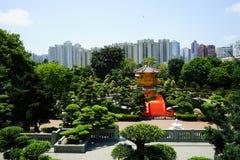 сад lian nan Стоковые Фото