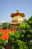Сад lin Nan Lian хиа Стоковые Фото