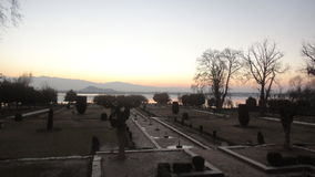 сад mughal Стоковые Фото