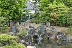 Сад Ninomaru Стоковые Изображения