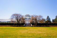 Сад NY ботанический Стоковые Фото