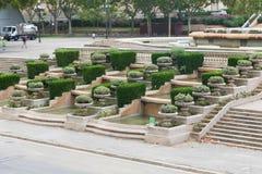 сад paris Стоковое Фото