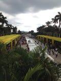 Сад Pinjore Стоковые Изображения RF