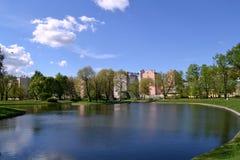 Сад Yusupov в Санкт-Петербурге Стоковая Фотография RF