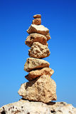 Сбалансированные утесы Стоковое Фото
