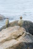 сбалансированные утесы Стоковая Фотография RF