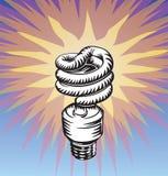 сбережениа света энергии шарика Стоковые Фото