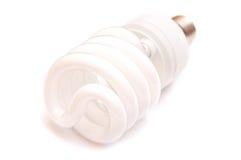 сбережениа светильника энергии Стоковые Изображения RF