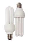 сбережениа светильника энергии Стоковая Фотография
