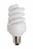 сбережениа светильника энергии Стоковое Изображение RF