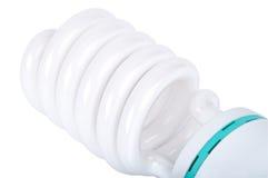 сбережениа светильника энергии Стоковые Фото