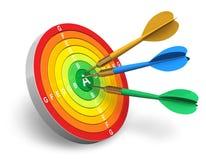 сбережениа силы энергии эффективности принципиальной схемы Стоковое Изображение RF