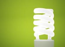 сбережениа lightbulbkground энергии иллюстрация вектора