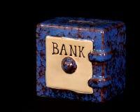 сбережения банка Стоковое фото RF