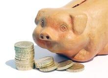 сбережения Великобритания Стоковые Изображения