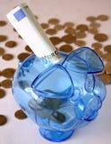 сбережения евро Стоковые Изображения RF