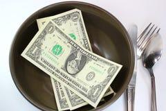Сбережения еды Стоковые Изображения
