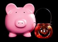 Сбережения на хеллоуин Стоковые Изображения