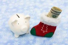 сбережения рождества Стоковые Фото