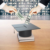Сбережения для образования Стоковые Фотографии RF