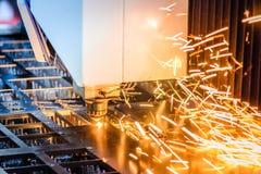 Сборочный завод Стоковые Фото