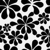 сбор винограда абстрактной картины ретро безшовный Стоковые Изображения RF