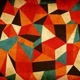 сбор винограда абстрактной предпосылки цветастый иллюстрация вектора