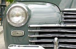 сбор винограда автомобиля светлый Стоковое фото RF