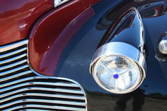 сбор винограда автомобиля стоковое изображение