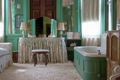 сбор винограда ванной комнаты Стоковая Фотография RF