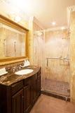 сбор винограда ванной комнаты стоковая фотография