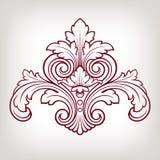 сбор винограда вектора картины элемента конструкции ретро Стоковые Фото