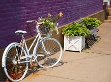 сбор винограда велосипеда Стоковые Изображения RF